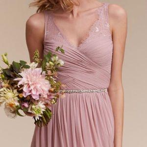 Nwot BHLDN Hitherto Fleur gown